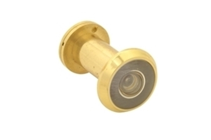 Picture of 200 Degrees Door Viewer - Polished Brass