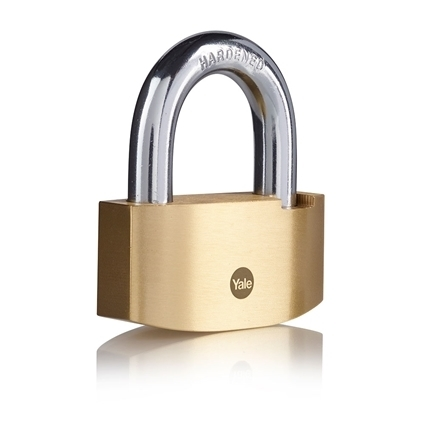 Picture of Brass Hammer Padlock