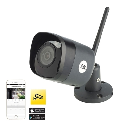 Picture of Smart Home Outdoor Wi-Fi Camera
