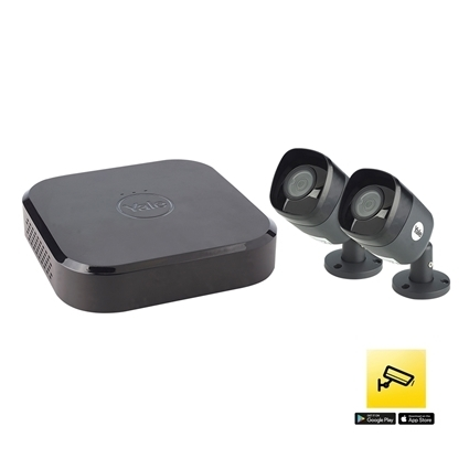 Picture of Smart Home 4-channel 2 camera CCTV kit