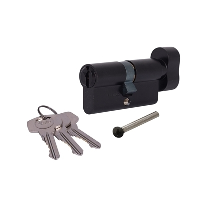 Picture of 64mm Thumb Turn Cylinder - Matte black