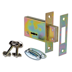5 Lever Security <br>Gate Lock